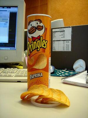 Pringles!