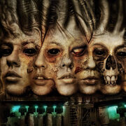 Disfigured-Faces-iPad-wallpaper-ilikewallpaper com