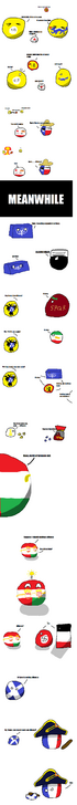 War of the Nations Polandball Turn 1
