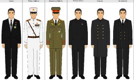 New world saiko genshu uniforms and attire