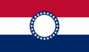 Flag of Missouri (SSS4)
