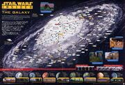 Star wars map star wars galaxy map official galactic map star wars universe 1