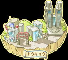 WorldMapLink (Zipangu)-(Tokyo)