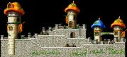 Map Castle Wall 3