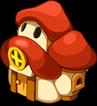 LifeR Red Mushroom Manor