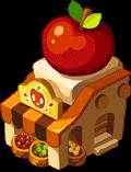 LifeR Big Apple Fruit Shop