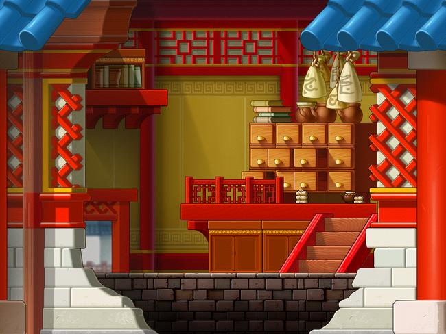 Map Mu Lung General Store
