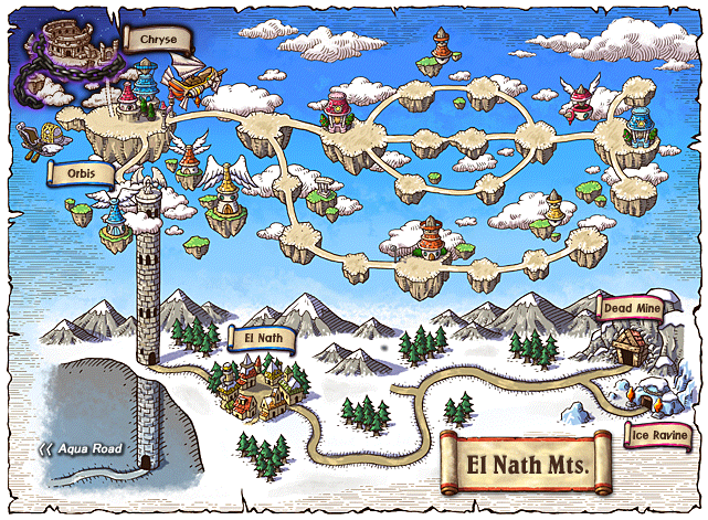 WorldMap El Nath Mts