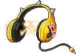 Mob Yellow Headphones