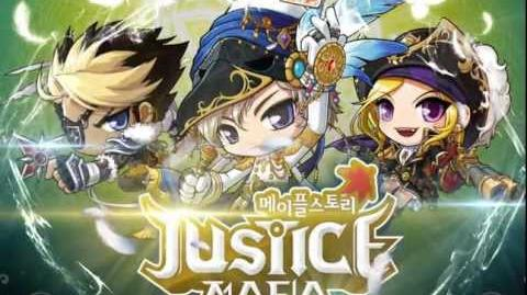 Official MapleStory Justice Trailer