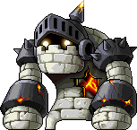 Mob Castle Golem