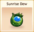 SunriseDewRecipe