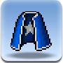 Blue star cape
