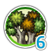 Mid forest 6 icon
