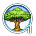 Tree dungeon 1 icon