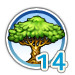 Tree dungeon 14 icon