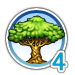 Tree dungeon 4 icon