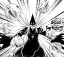 Blood Syringe