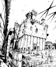 Reginlief Castle