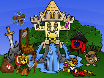 Castle day3