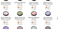 Eye Make Up Shop