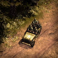 REP Jeep 3DPortrait MacArthur