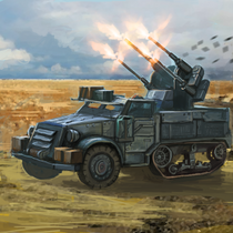 REP M16Halftrack Portrait