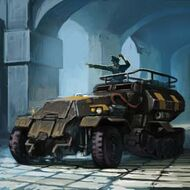 ALI CommandHalfTrack Portrait