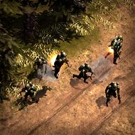 REP IronTrooper 3DPortrait ArmyGreen
