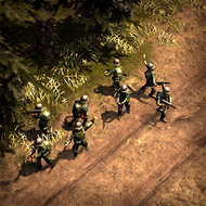 REP GI 3DPortrait ArmyGreen