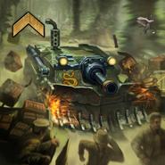 Veteran Dozer Tank