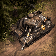 ALI HeavyTank 3DPortrait Base