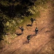 REP Angel 3DPortrait ArmyGreen