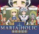 Maria+Holic: Alive