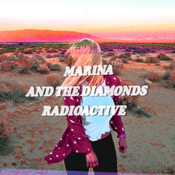 Radioactive single artwork