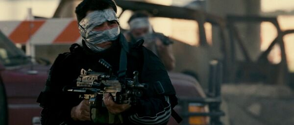 Contraband M249