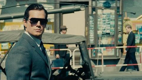 The Man from U.N.C.L.E. - Official Trailer 1 HD