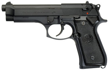 Beretta92F LeftSide