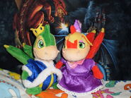 Royal Scorchio Couple by SkyRyd3r