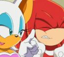 Knuckles x Rouge