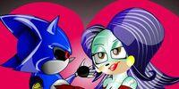 Metal Sonic X Breezie
