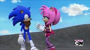 Sonic and amy sonic boom by sonamy115-d86n7dl