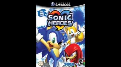 "Sonic Heroes ""Grand Metropolis"" Music"