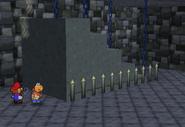 Descending Stair Case (Paper Mario)