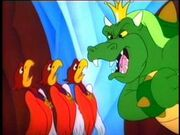 King koopa and victims