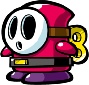 Shy Guy (Mario vs. Donkey Kong 2)