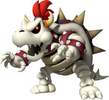 Dry Bowser M&SOWG