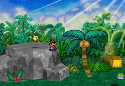 Lavalava Island (Paper Mario)