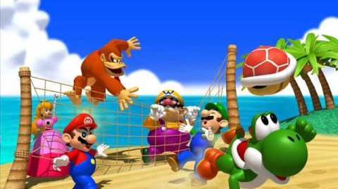 Mario Party Yoshi's Tropical Island