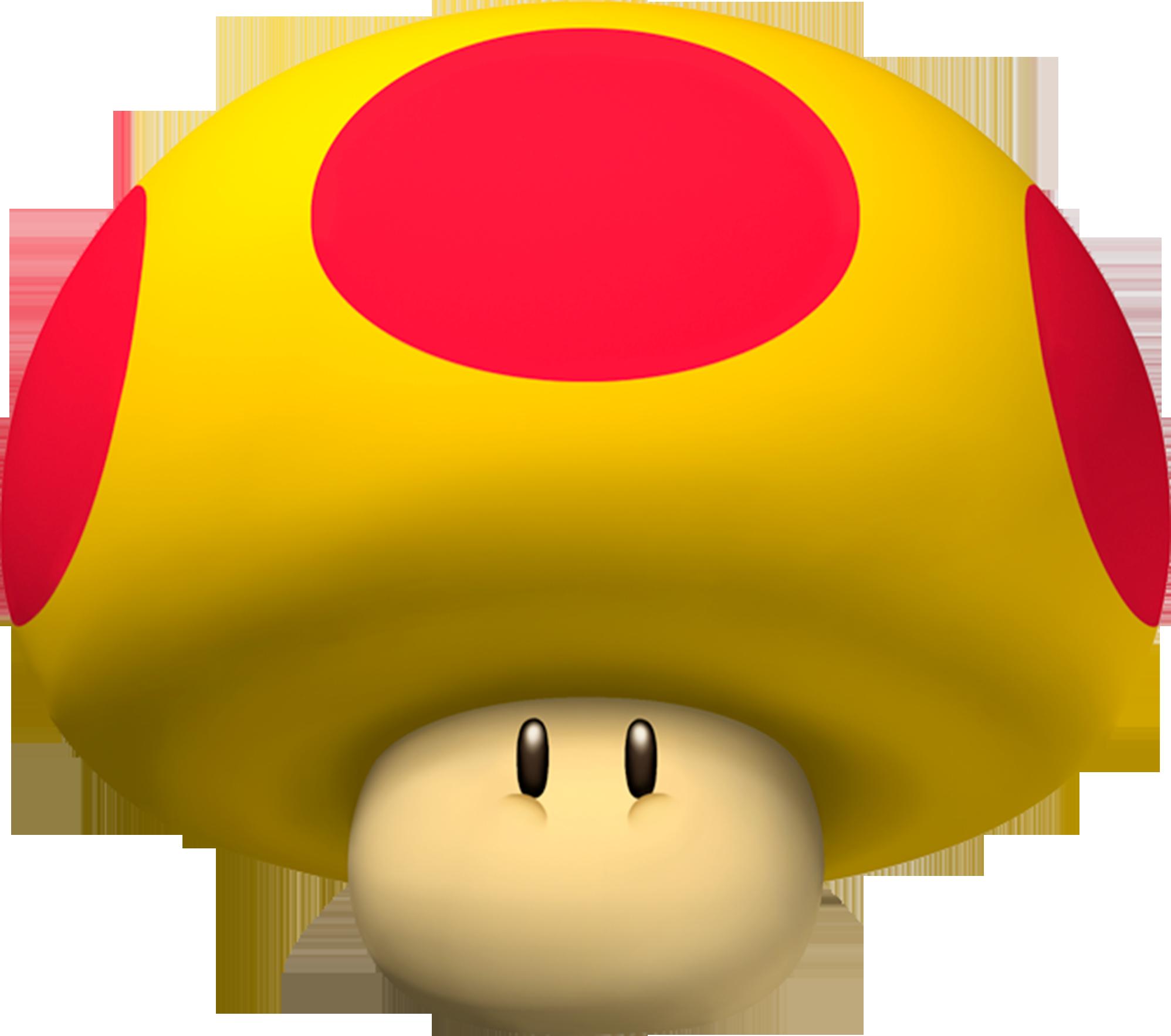 Mega Mushroom   MarioWiki   FANDOM powered by Wikia